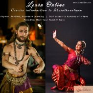Concise introduction to Bharatanatyam