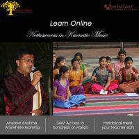 Nōṭṭuswaras in Karnātic Music