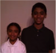Ashwini and Avinash