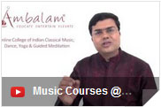 Music Courses @ eAmbalam - TVR