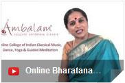 Online Bharatanatyam