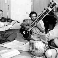 Indian influence in western music – K.Venkatanarayanan