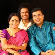 The Artsy Trio – V. Durgalakshmi