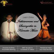 Jathiswarams and Swarajathis in Karnātic Music