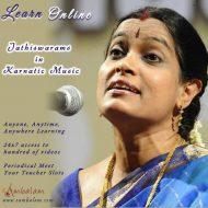 Jathiswarams in Karnātic Music