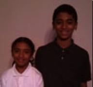 Ashwini and Avinash