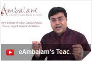 eAmbalam Teaching Methodology - TVR