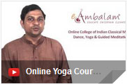 Online Yoga Courses @ eAmbalam