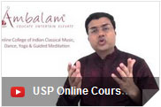 USP Online Courses - TVR