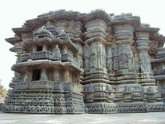Indian Temples – Location, Deities, Architectural details